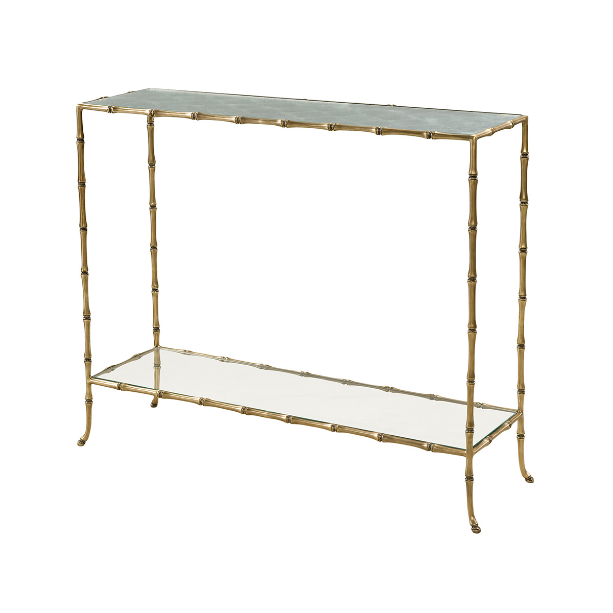 Coastal Mirrored Console