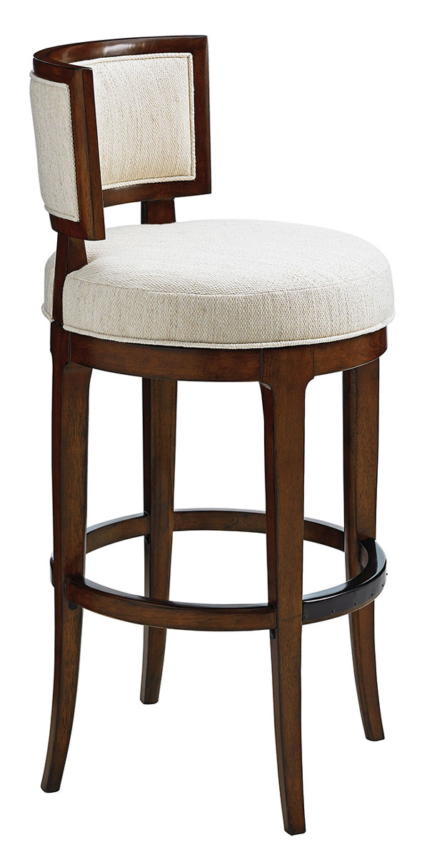 MACAU SWIVEL BAR STOOL