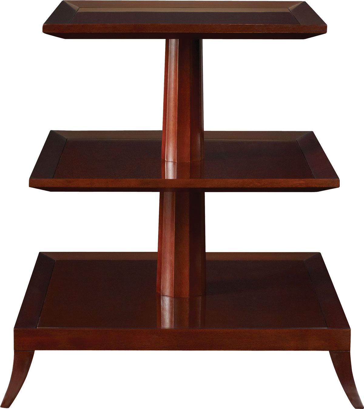TOWER THREE TIER TABLE