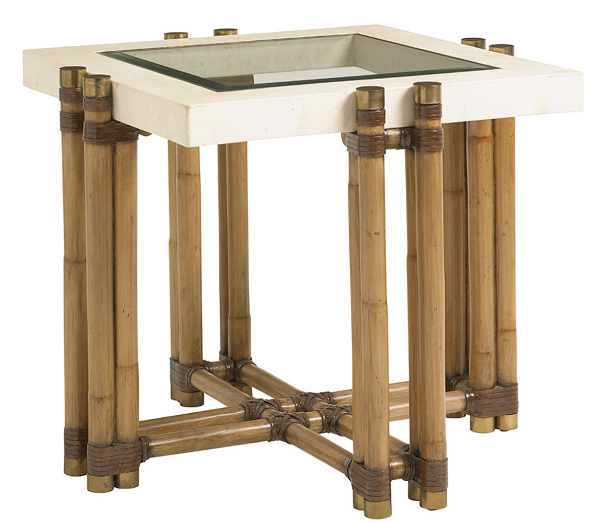 LOS CABOS LAMP TABLE