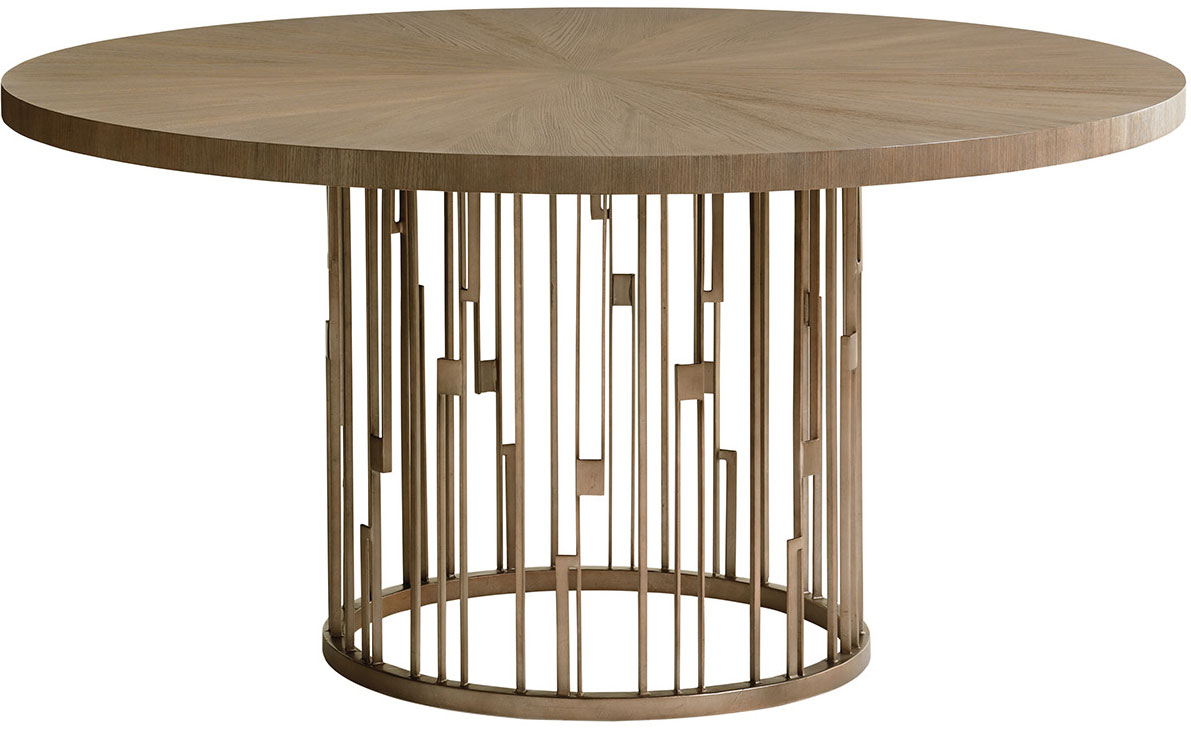 RENDEZVOUS ROUND DINING TABLE