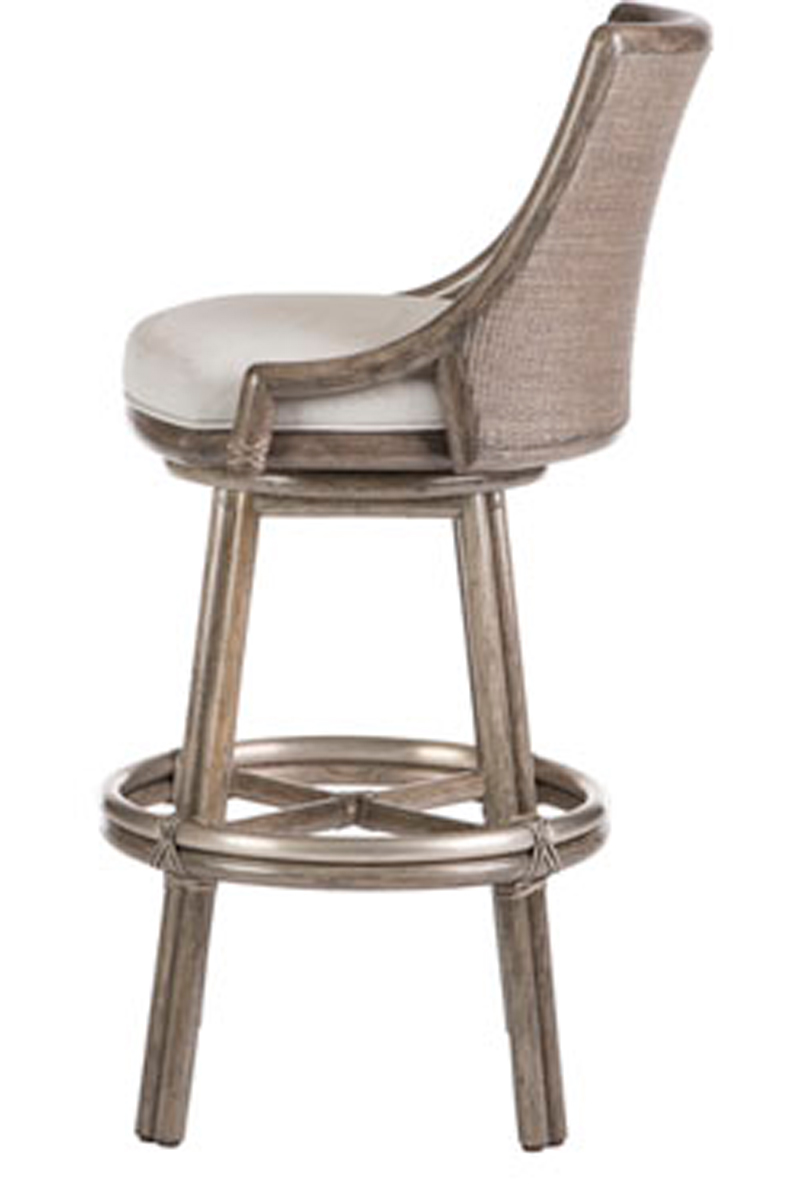 PASSAGE SWIVEL BAR STOOL