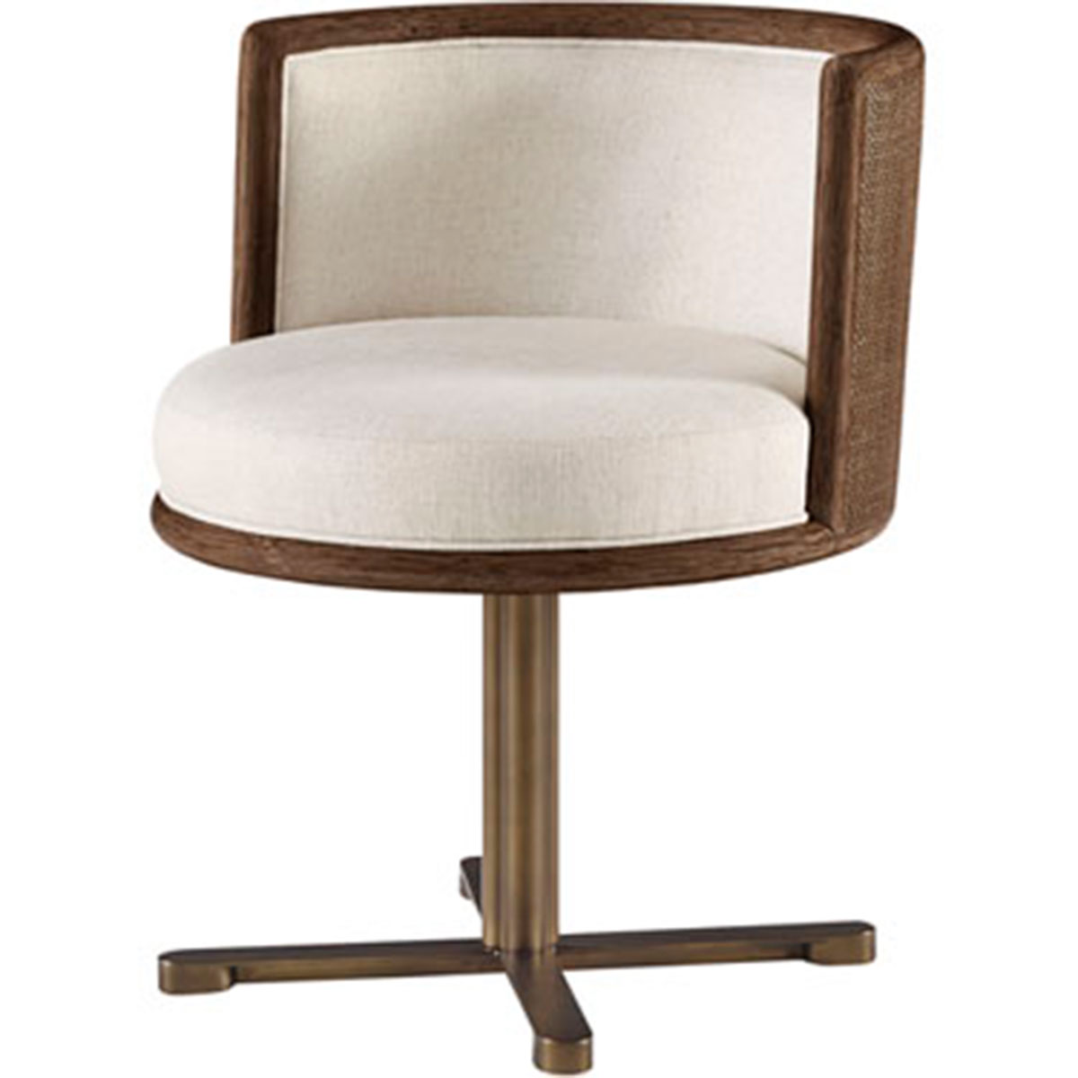 CANYON SWIVEL DINING CHAIR