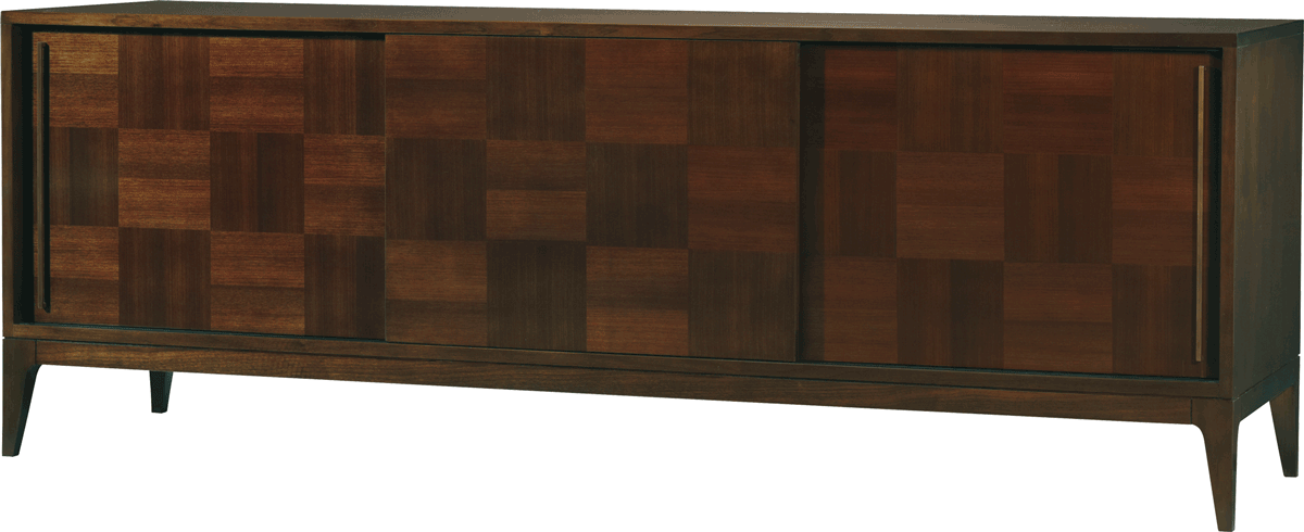 SLIDE SHOW MEDIA CONSOLE