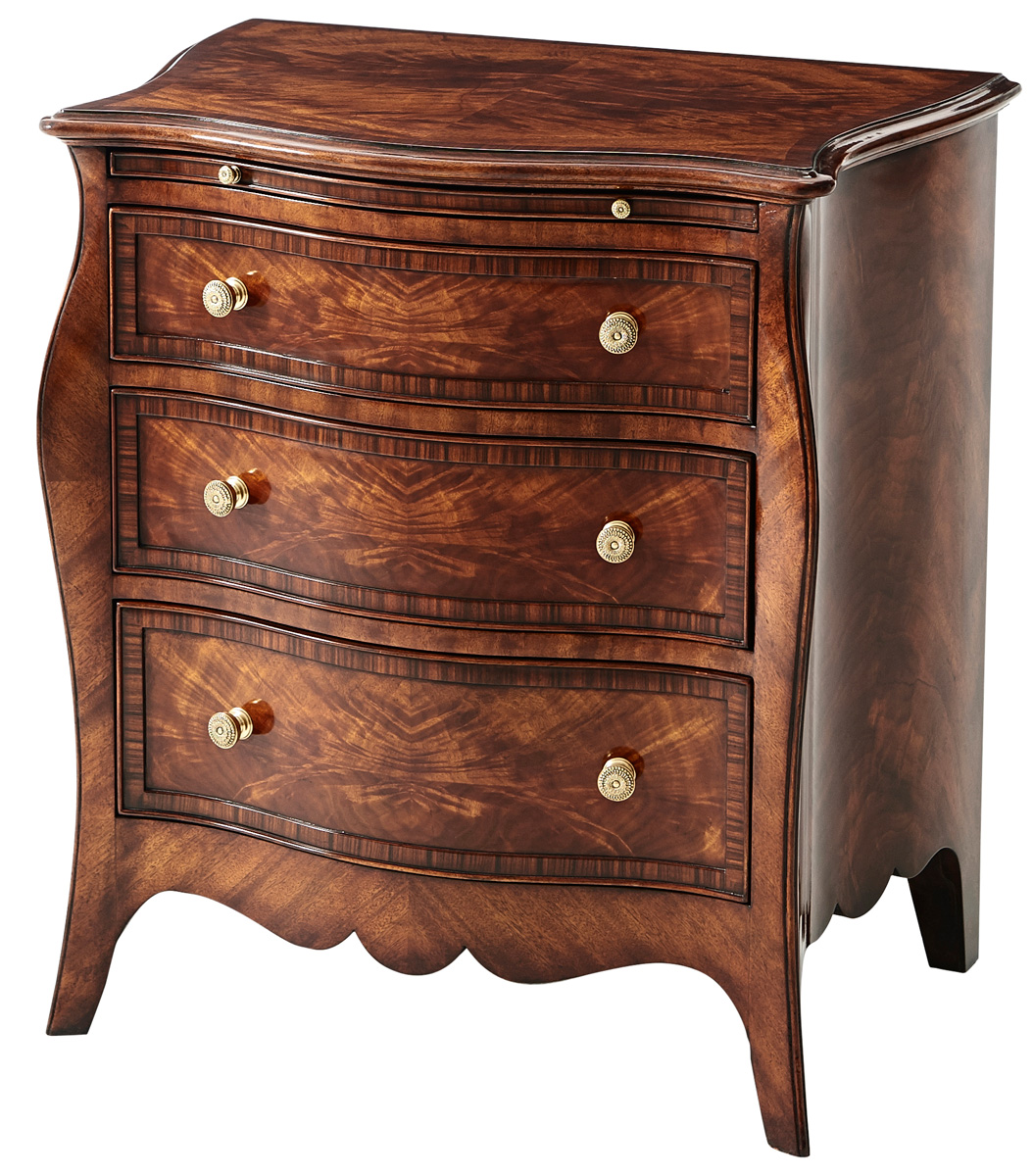 Henry Hill Bedside Chest