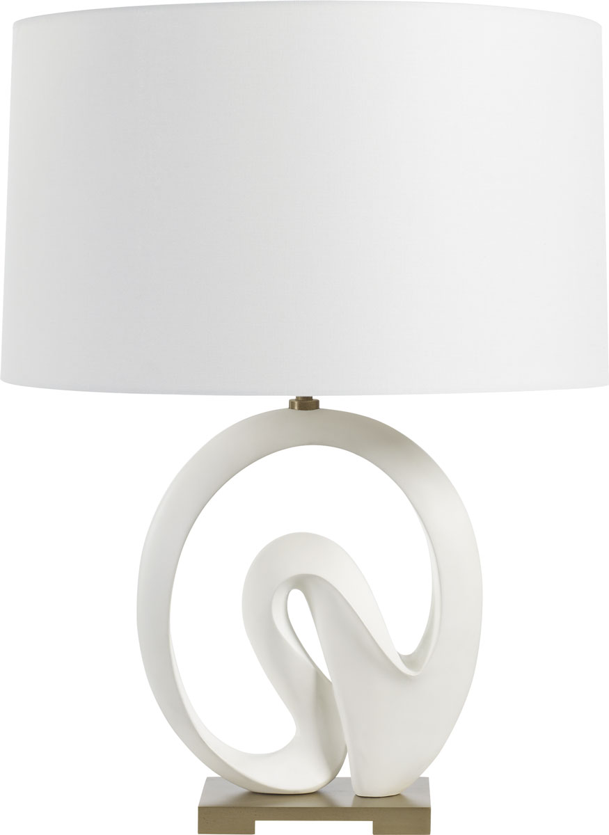 CHALCEDONY TABLE LAMP