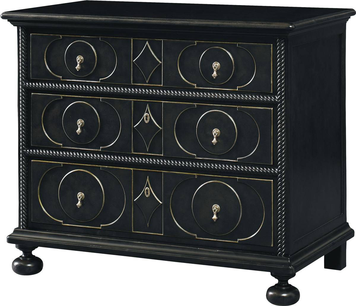 GLEBE BEDSIDE CHEST