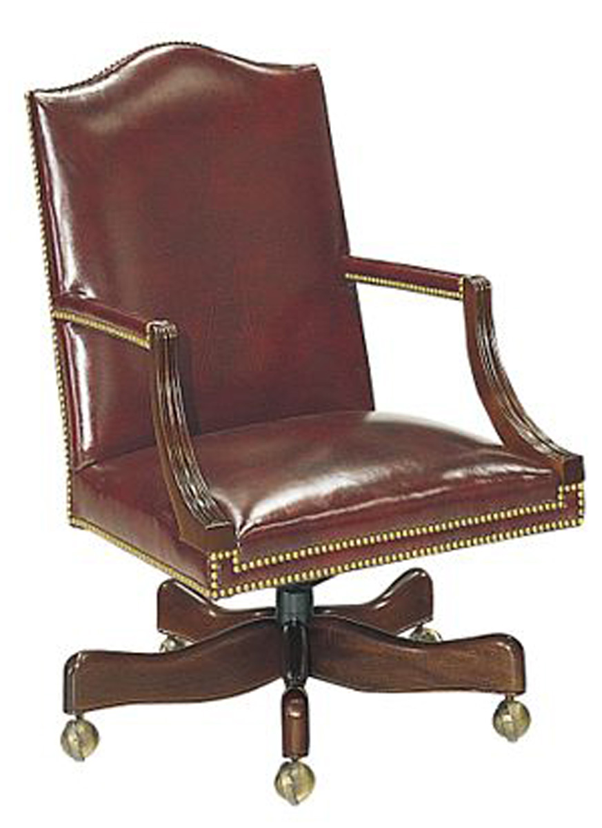 Small Martha Washington Swivel Chair