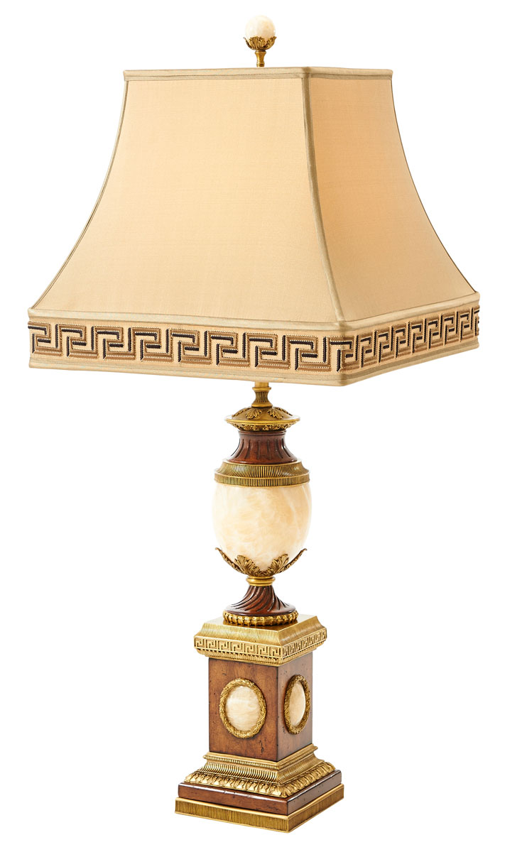The Cabochon Lamp