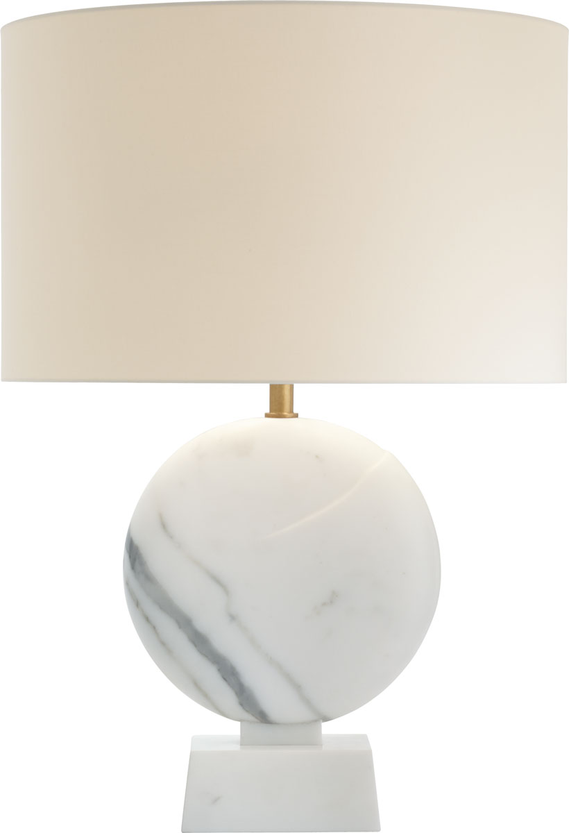 BLANC SCULPTE TABLE LAMP