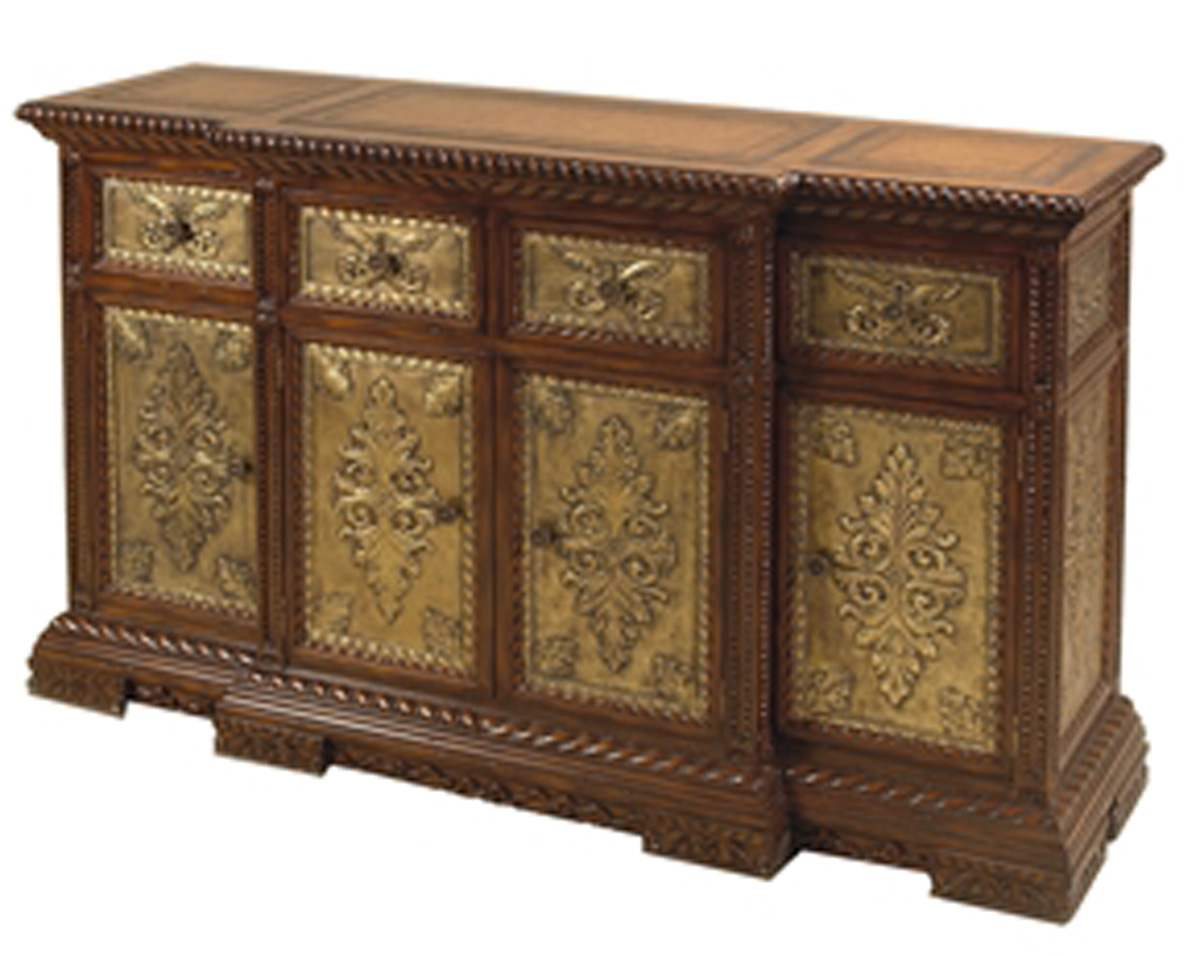 Dark Antique Lido Finished Sideboard