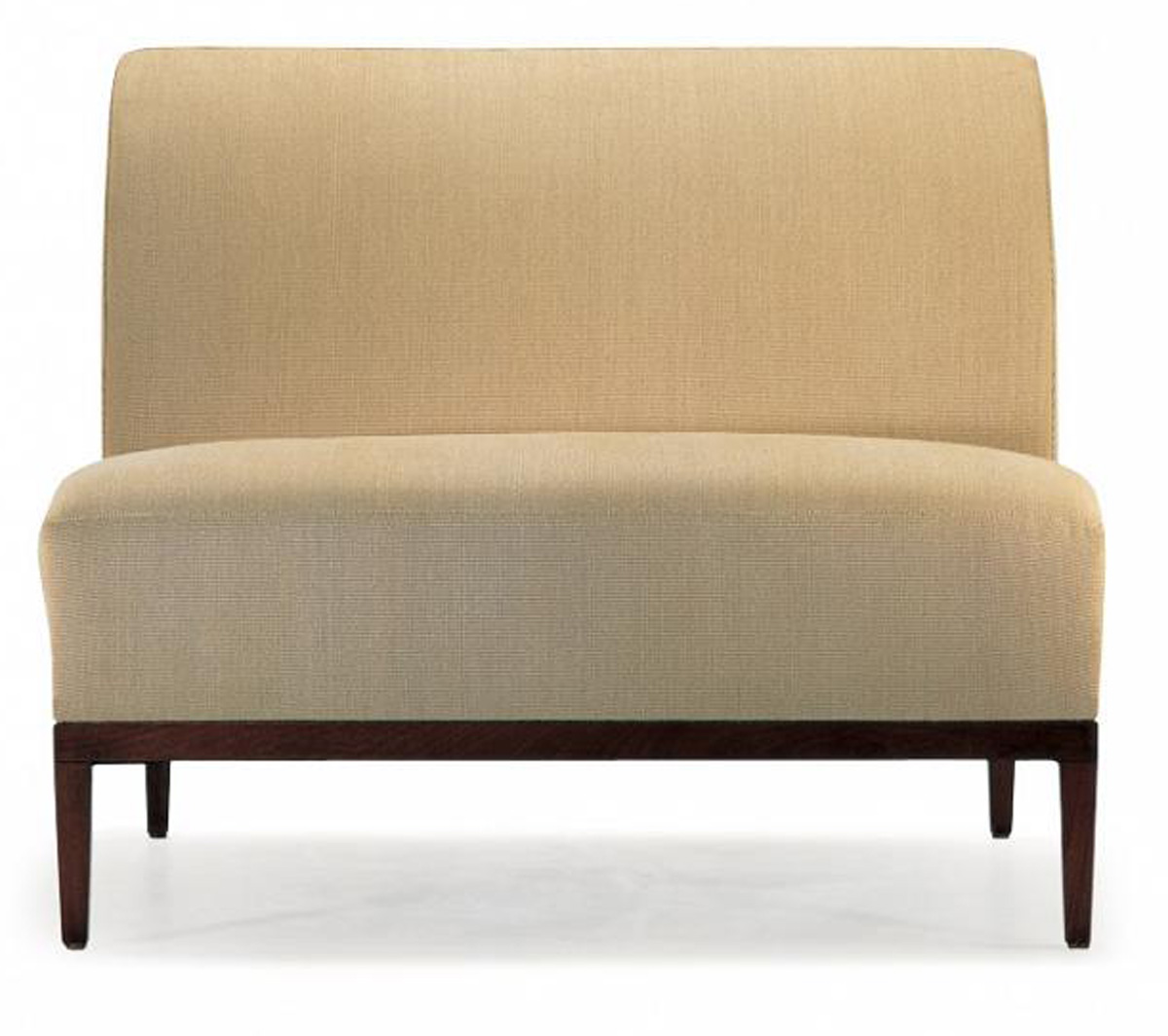 Slat Back Lounge Chair