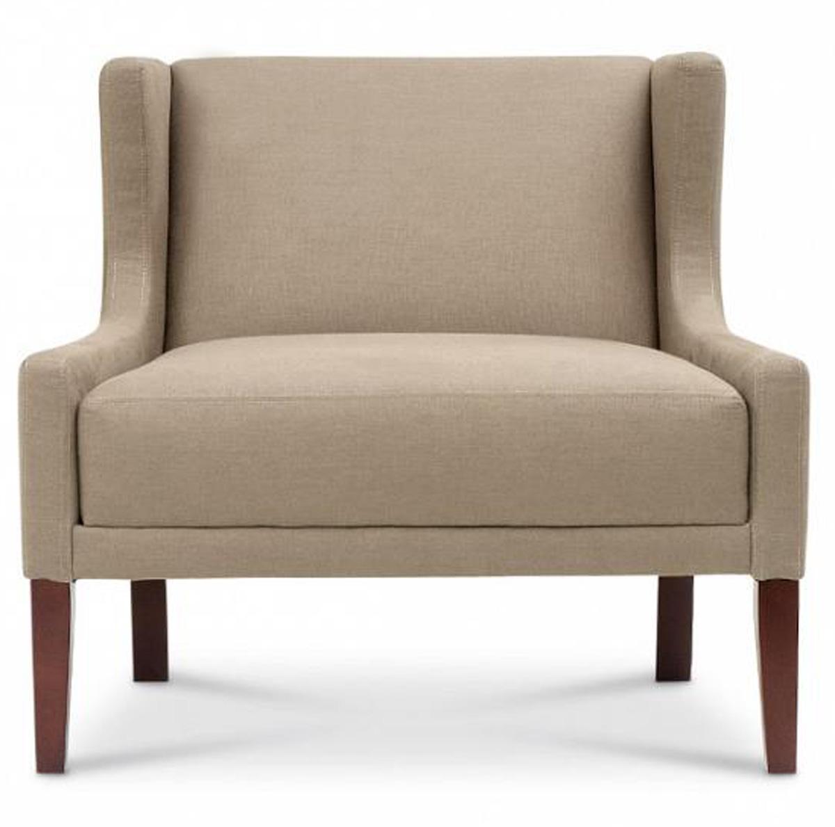 Upholstery Slipper Chair