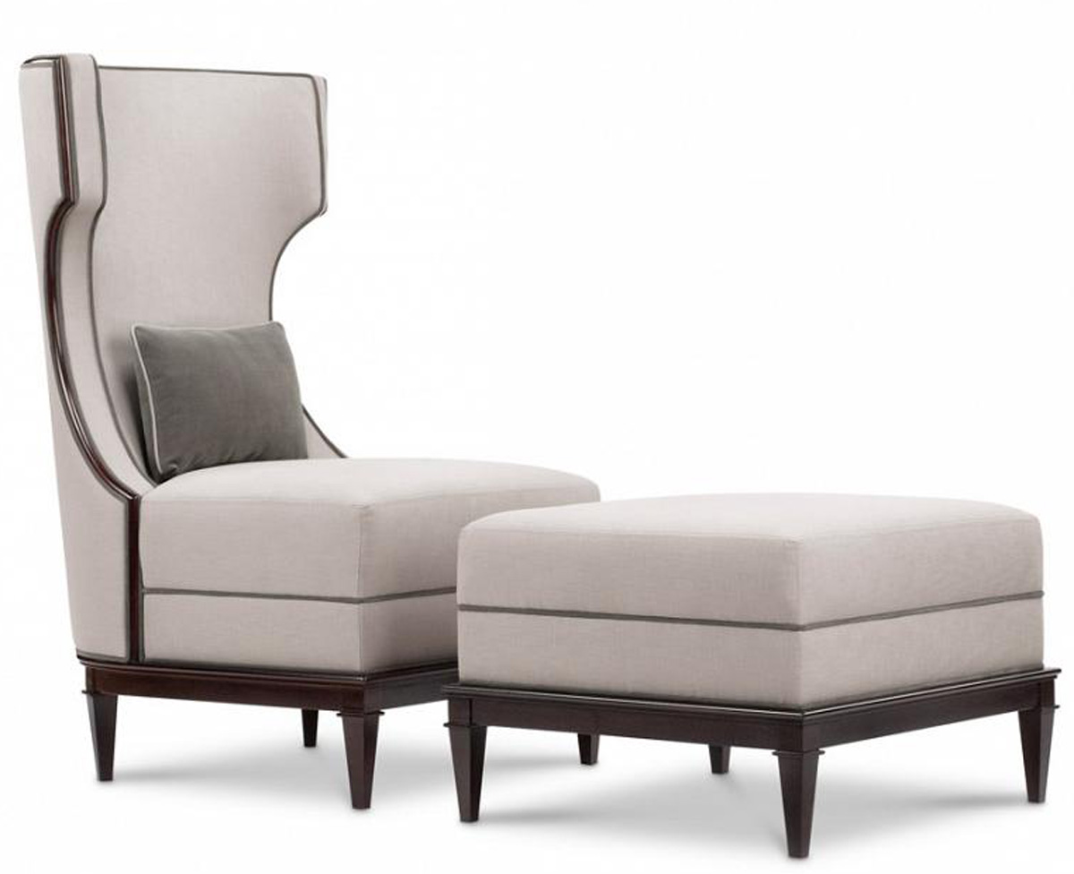 Demi Wing Chair