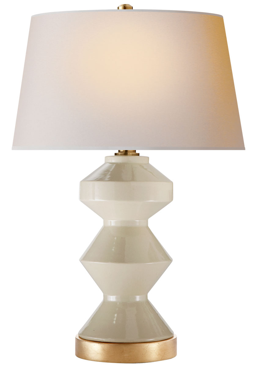 Weller Zıg-Zag Table Lamp