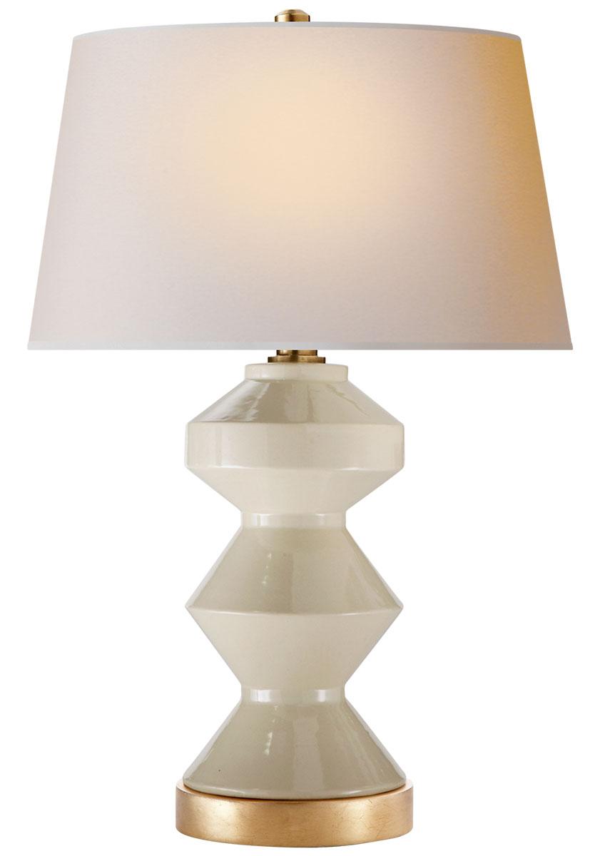 Weller Zıg-Zag Table Lamp