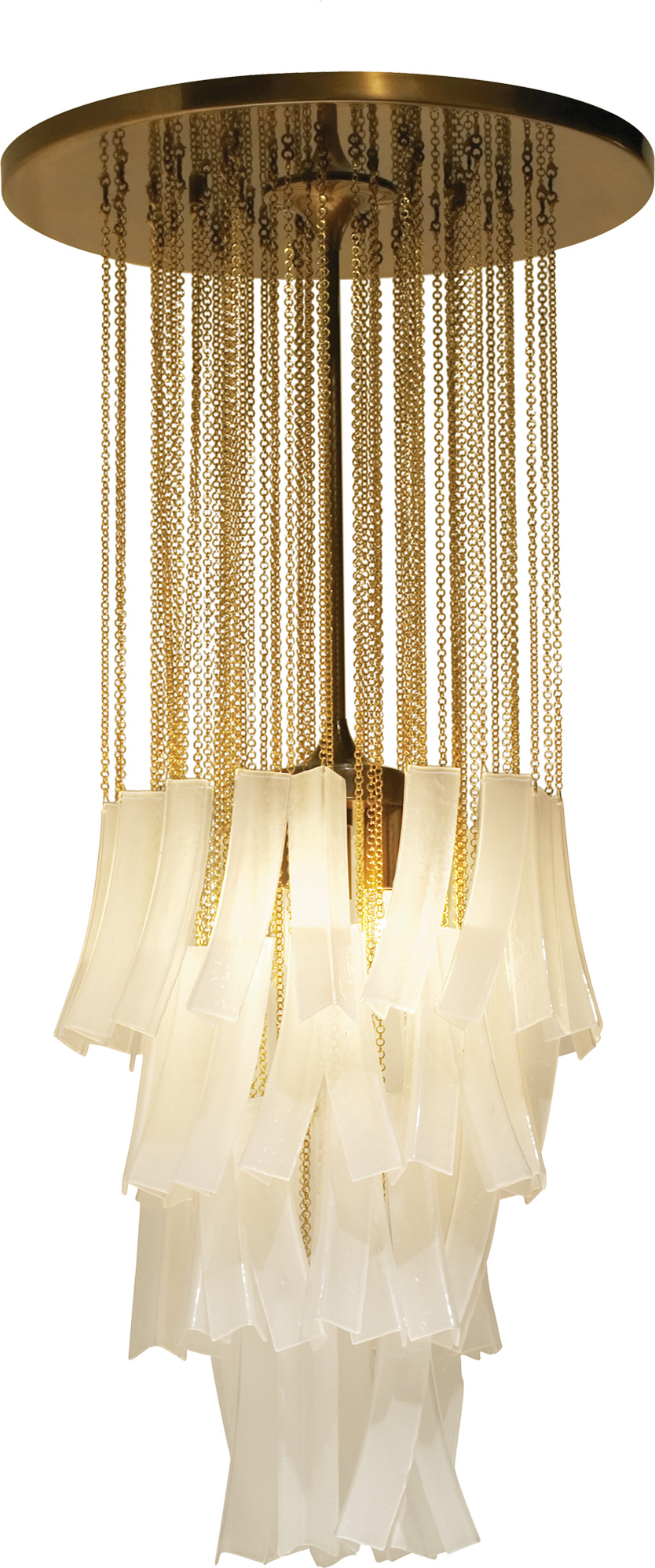 SILICATE CHANDELIER