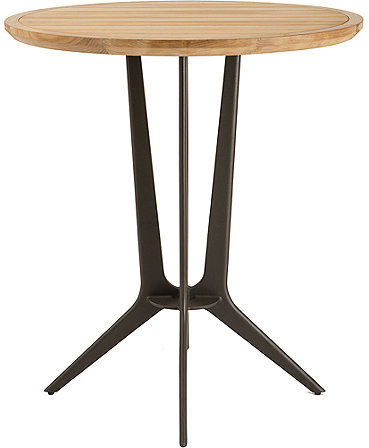 FARALLON OUTDOOR TEAK BISTRO TABLE