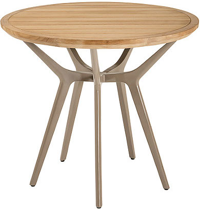 FARALLON OUTDOOR TEAK SIDE TABLE