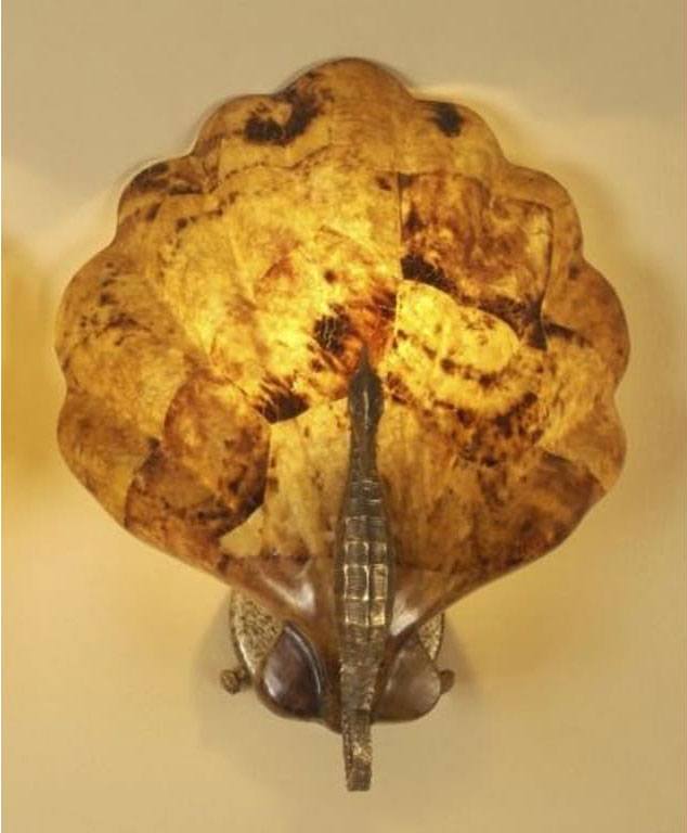 Young Penshell Wall Lamp