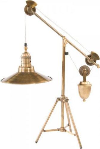 Industrıal Desk Lamp