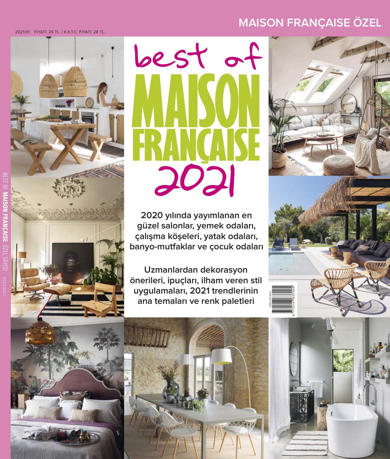 MAISON FRANÇAISE / BEST OF 20/21