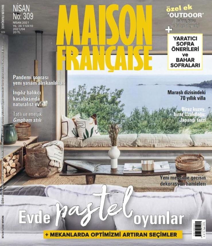 MAISON FRANÇAISE / APRIL