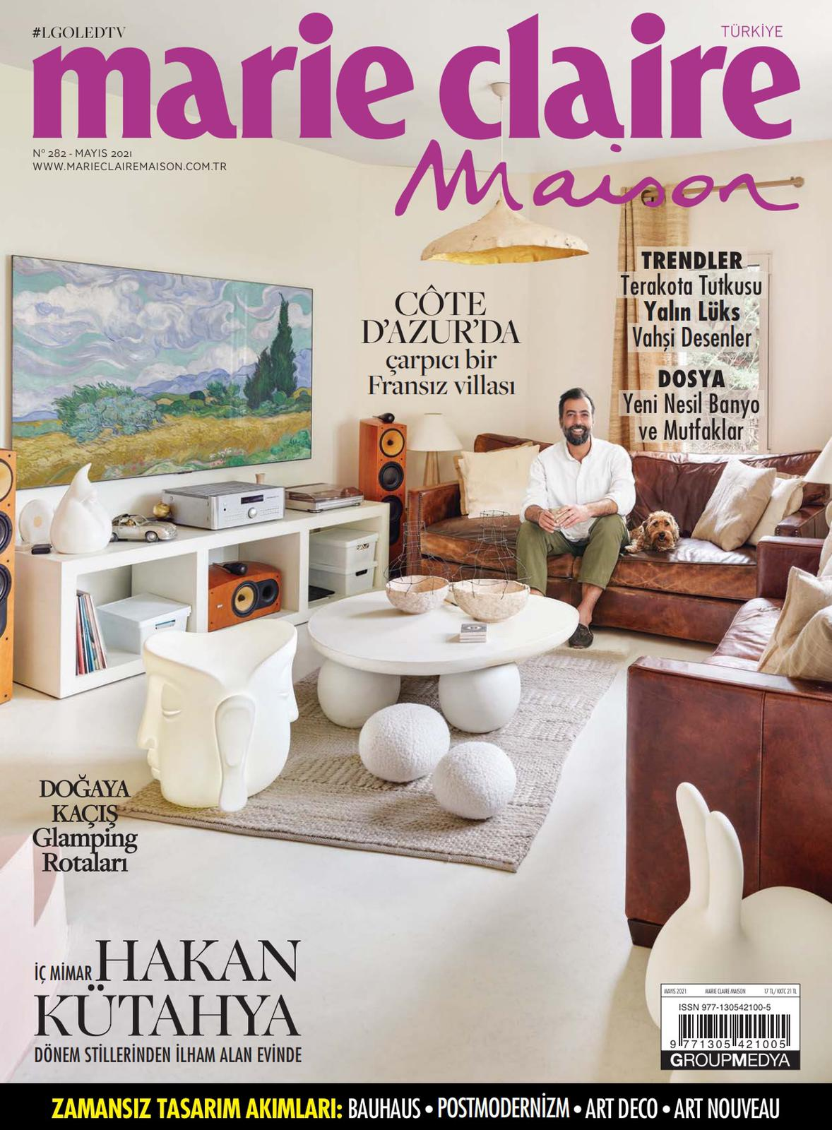 MARIE CLAIRE MAISON / MAY
