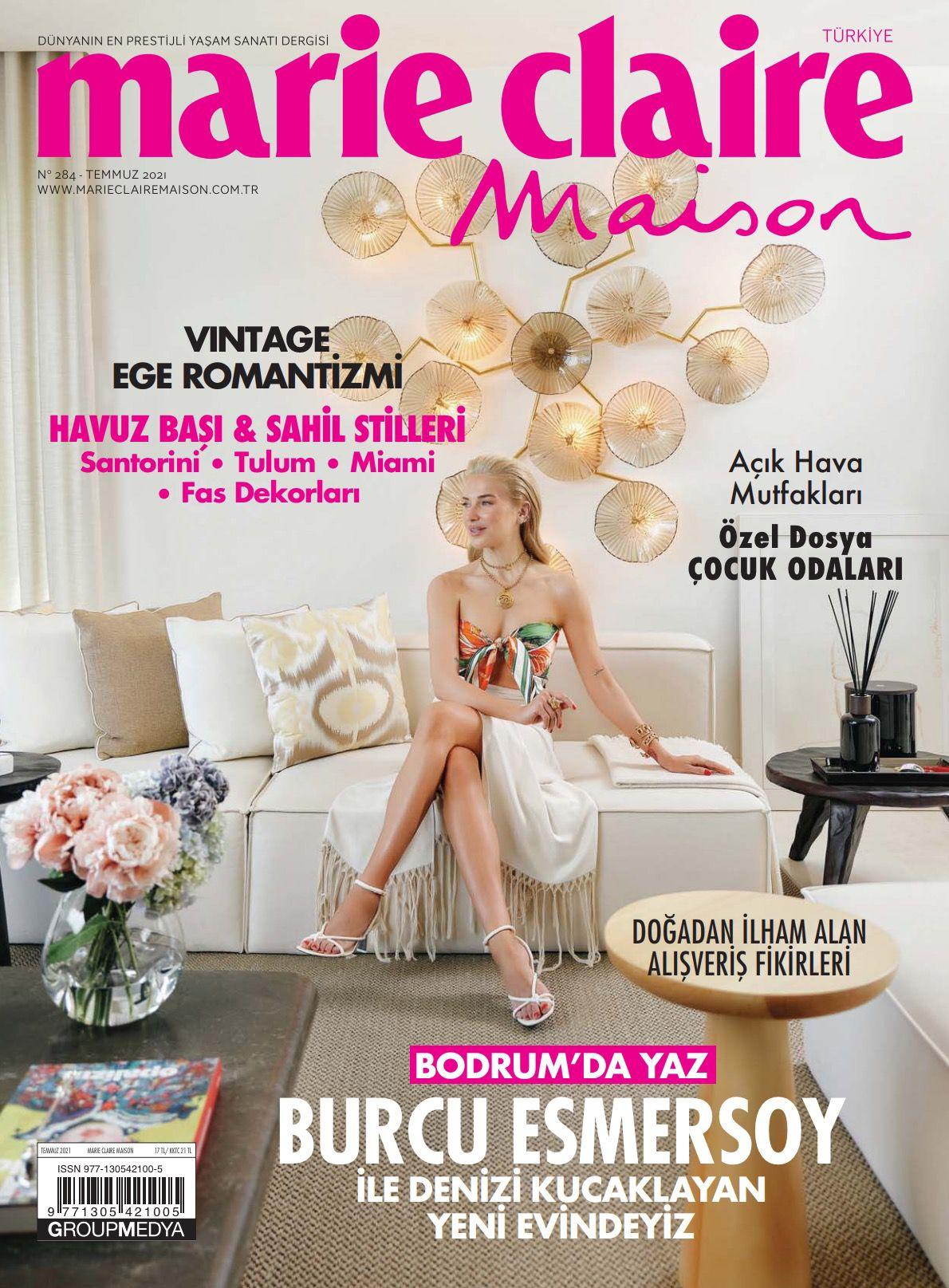 MARIE CLAIRE MAISON / JULY