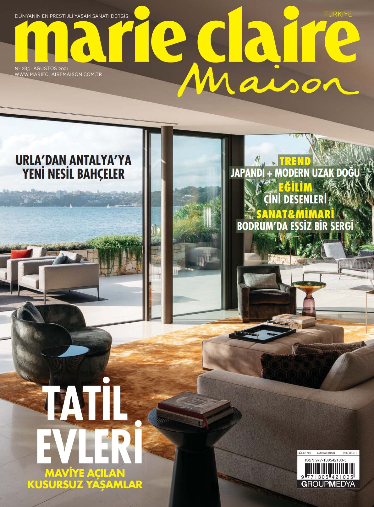 MARIE CLAIRE MAISON / AUGUST